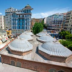 Muslim buildings