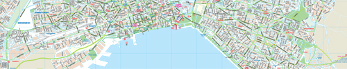 Thessaloniki Maps