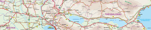 Thessaloniki Maps