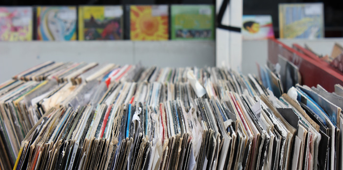 Thessaloniki Independent Record Stores