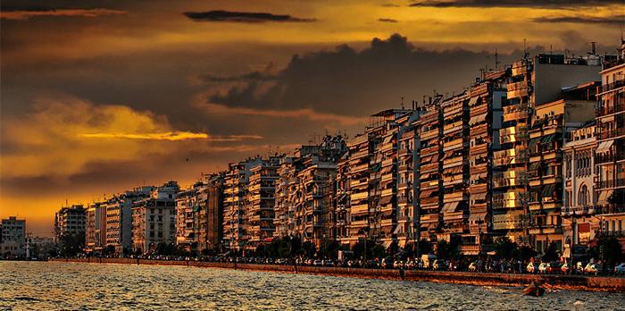 Thessaloniki Seafront