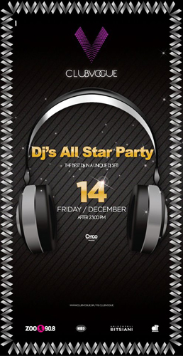 Dj's All Star Party