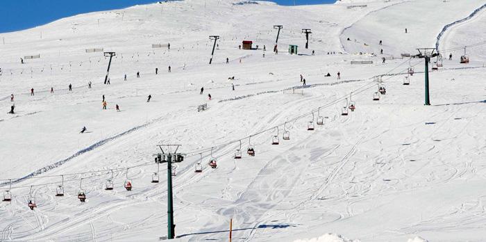 Thessaloniki Ski Centers