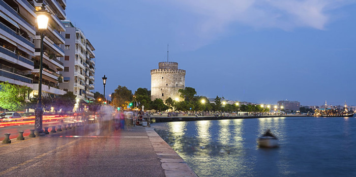 White Tower - Thessaloniki Seafront