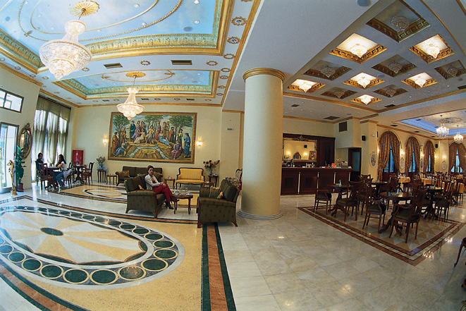 A D Imperial Palace Hotel Thessaloniki 4 Star