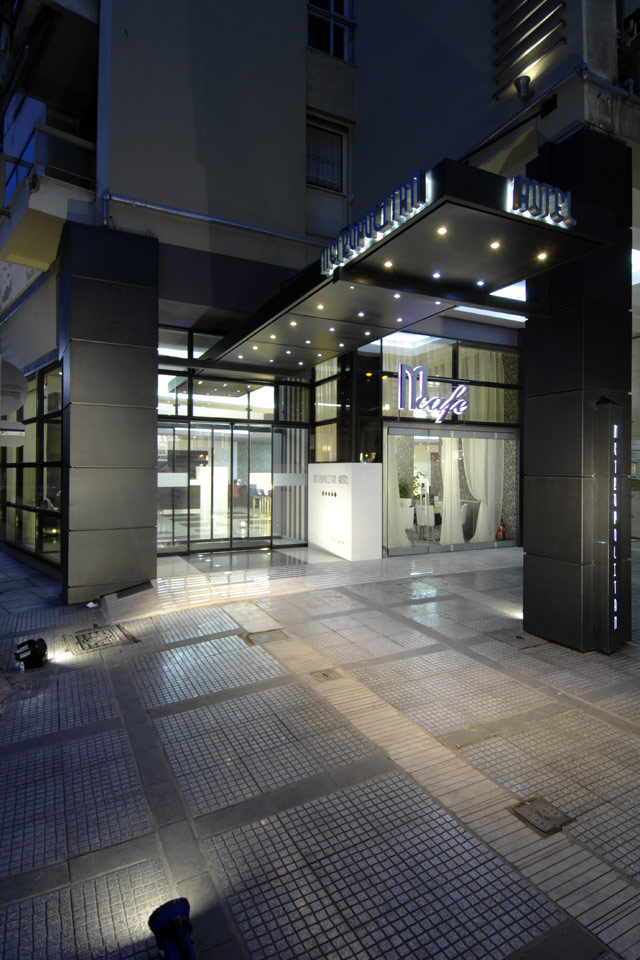 Metropolitan Hotel Thessaloniki 3 Star Thessaloniki Hotel