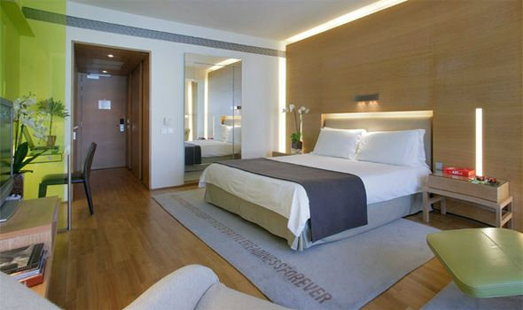 Hotel nikopolis thessaloniki 5 star thessaloniki hotel for Small luxury hotel chains