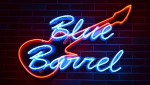 Blue Barrel Logo
