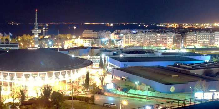 Helexpo Exhibition Center Thessaloniki