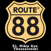 Route 88 logo